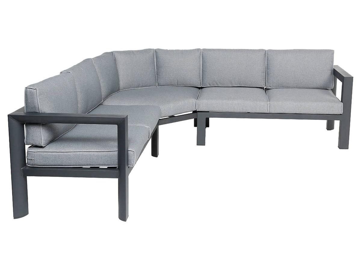 salon de jardin aluminium hesperide mod le titanuim. Black Bedroom Furniture Sets. Home Design Ideas
