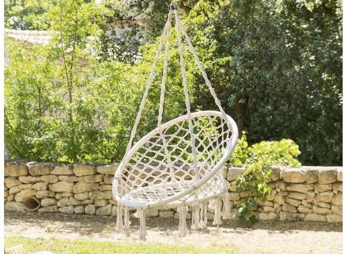 fauteuil suspendu ext rieur jardin loveuse oeuf. Black Bedroom Furniture Sets. Home Design Ideas