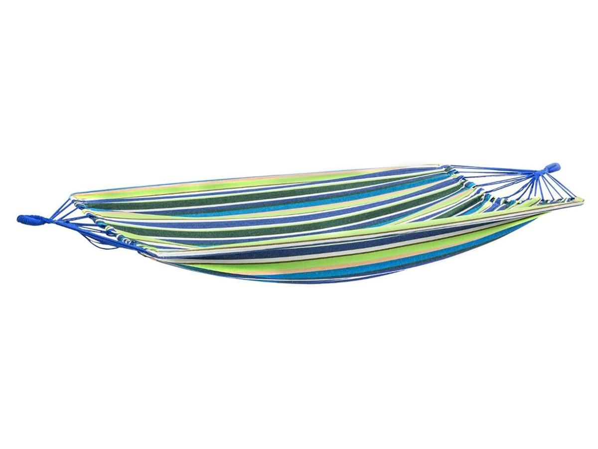 Comment Installer Un Hamac Sans Arbre hamac hesperide modèle fremont 200 x 150 cm à prix mini