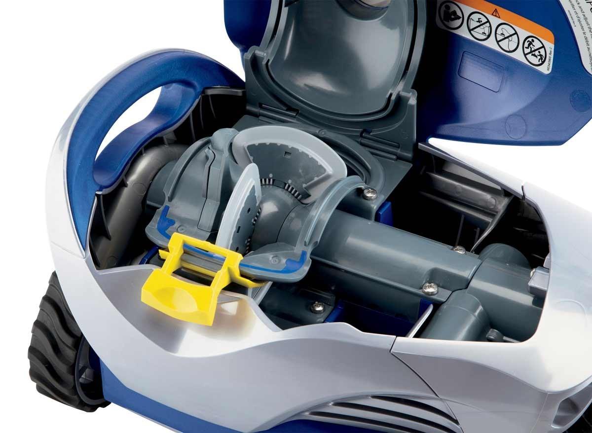robot piscine zodiac nettoyeur hydraulique mx 6 jardideco. Black Bedroom Furniture Sets. Home Design Ideas