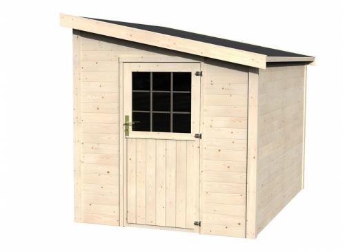 Abri de Jardin Bois en Kit pour stockage : taille de 2 à 30 m²