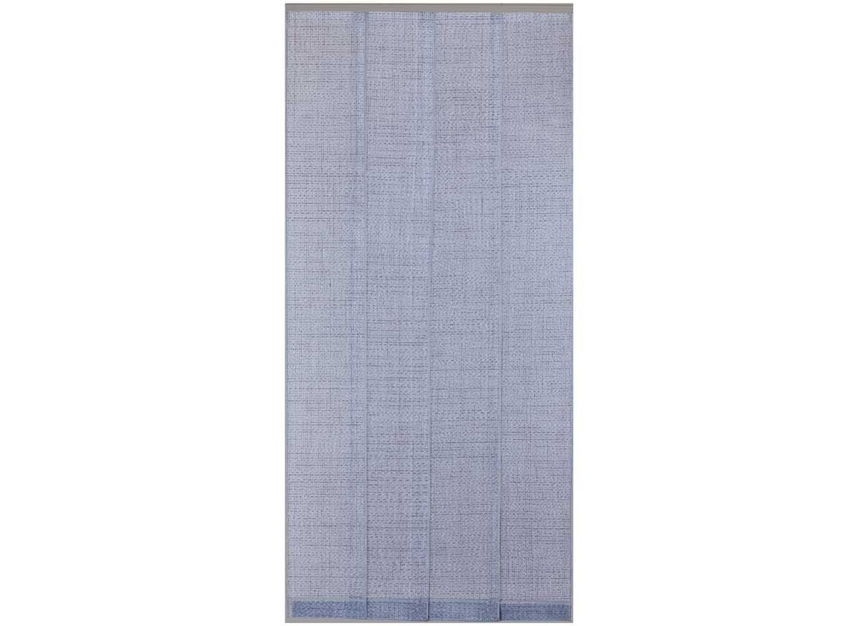 Moustiquaire moustitendance 100 x 220 cm jardideco for Porte rideau