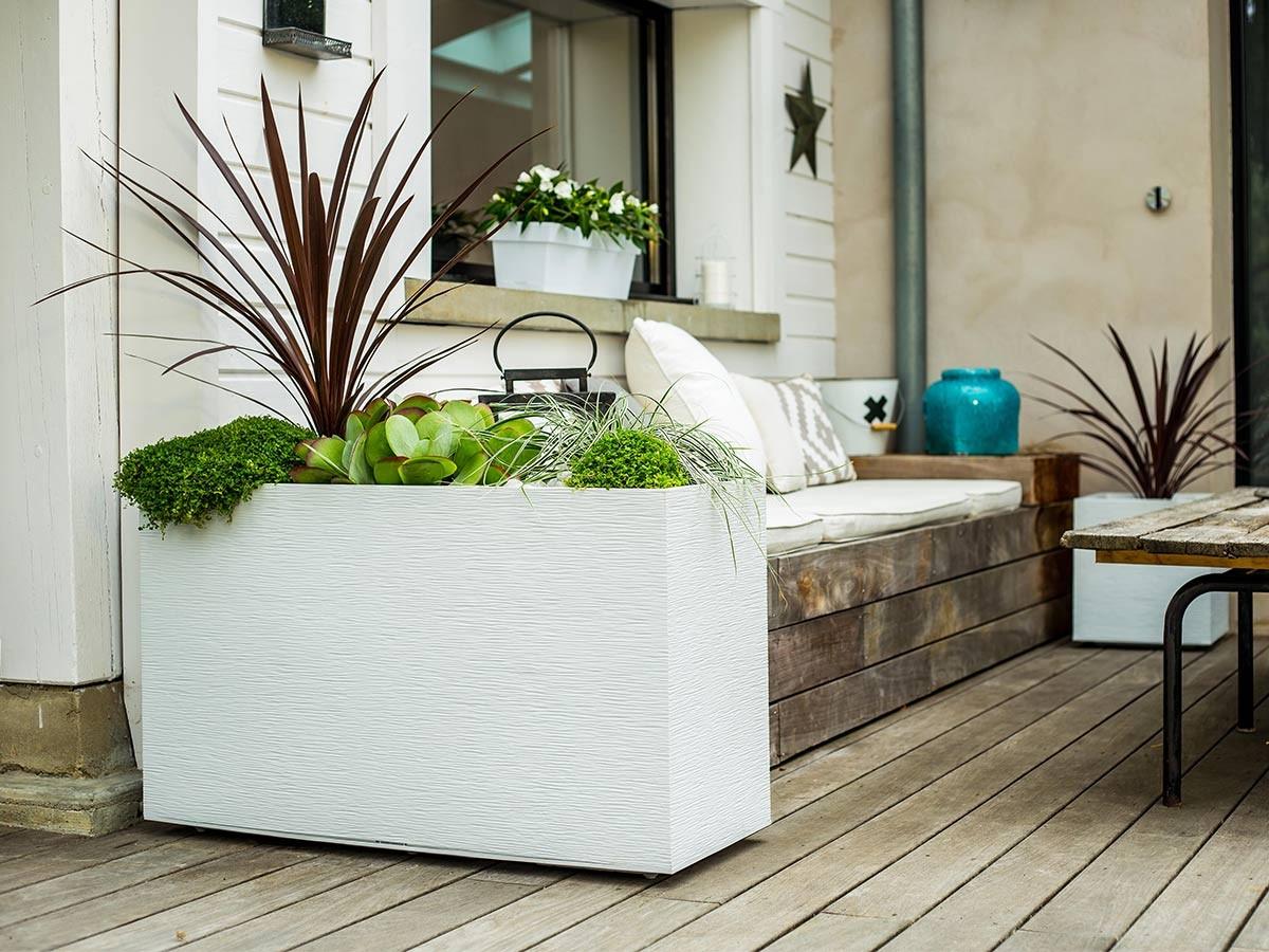 jardiniere muret graphit 99 5 x 39 5 x 60 cm 116 l