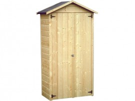 Armoire de rangement jardin et ext rieur petit prix for Petite armoire de rangement en bois