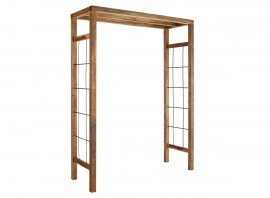 Arche Ikebana en bois