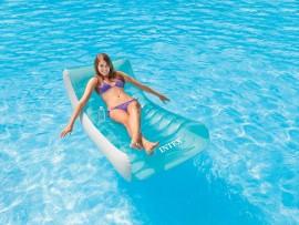 Chaise longue de piscine Lounge Piscine Ghost