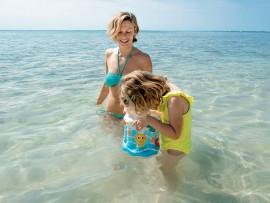 Seau de plage gonflable Intex