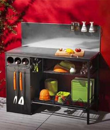 cuisine ext rieure cuisine d 39 t petit prix. Black Bedroom Furniture Sets. Home Design Ideas
