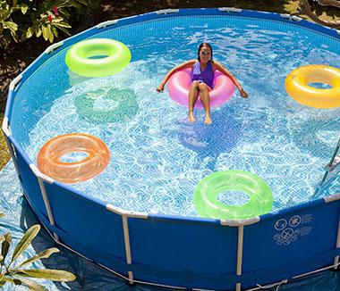 floculant et clarifiant pour eau de piscine trouble ou. Black Bedroom Furniture Sets. Home Design Ideas