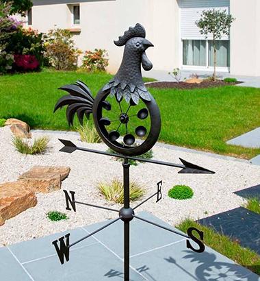 girouettes en fonte pour la d co de votre jardin prix mini. Black Bedroom Furniture Sets. Home Design Ideas