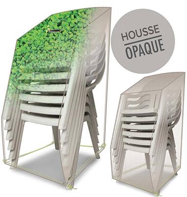 Housse chaise de jardin prot gez votre mobilier - Housse de protection chaise ...