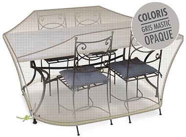 Toutes nos housses pour salon de jardin taille au choix - Housse de protection salon de jardin teck ...