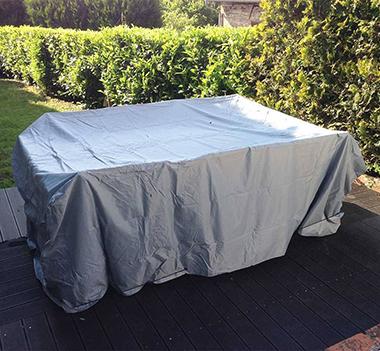 housse table de jardin protection ext rieure taille. Black Bedroom Furniture Sets. Home Design Ideas