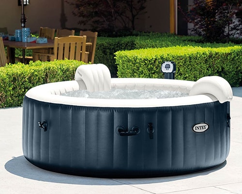 reparer fuite spa gonflable finest bien kit reparation liner piscine intex spa jacuzzi contours. Black Bedroom Furniture Sets. Home Design Ideas