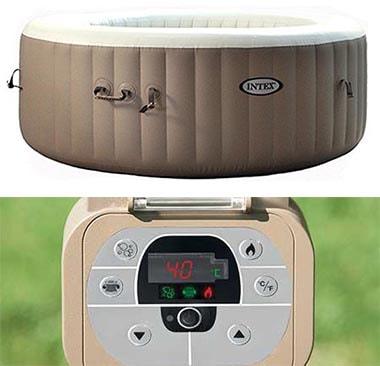 pi ce d tach e pour spa gonflable intex couvercle pompe autres. Black Bedroom Furniture Sets. Home Design Ideas