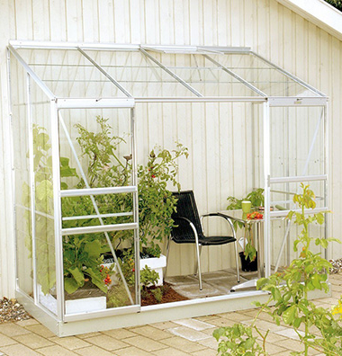 Serre De Jardin Adossée – Maison Image Ideas
