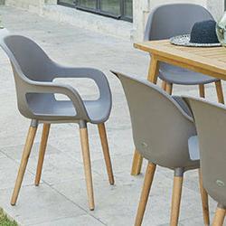 Chaise de jardin - Fauteuil de jardin