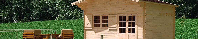 Quelle épaisseur de bois pour un abri de jardin ?