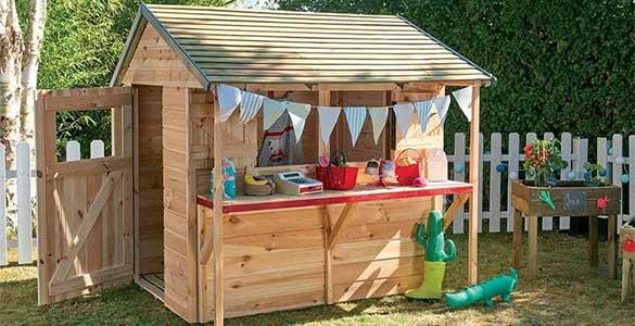 Conseils et guide d'achat pour bien choisir une cabane enfant