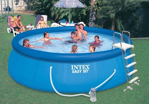 Guide d 39 achat comment choisir sa piscine intex for Achat piscine intex