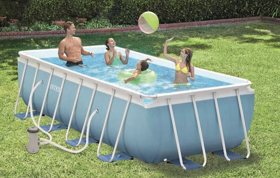 Guide d 39 achat comment choisir sa piscine intex for Achat piscine intex tubulaire