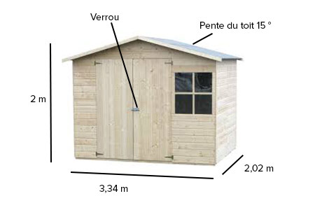 D coration abris de jardin loi rouen 38 abris piscine en kit rouen abris cheval mobile - Abris de jardin loi lille ...