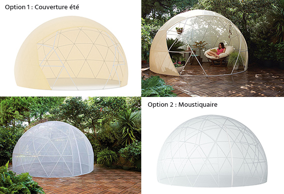 abri de jardin garden igloo d me 10 m couvertures en. Black Bedroom Furniture Sets. Home Design Ideas