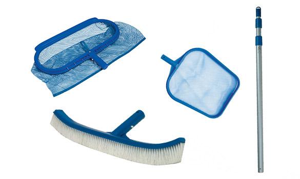 brosse pour nettoya paroi piscine 51 cm jardideco. Black Bedroom Furniture Sets. Home Design Ideas