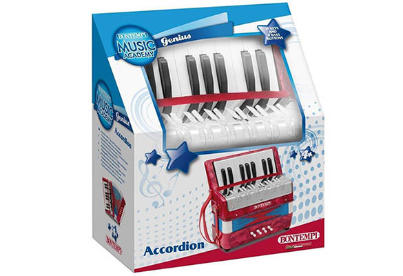 accordeon enfant en bois 2