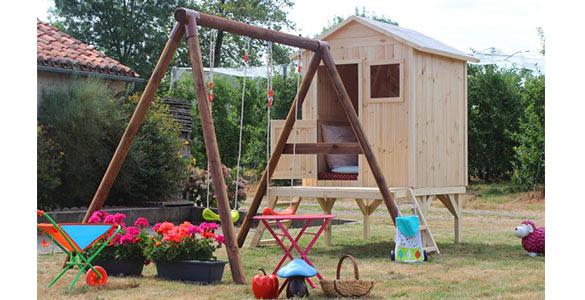 aire de jeux sumatra en bois soulet livraison offerte. Black Bedroom Furniture Sets. Home Design Ideas