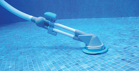 Balai de piscine automatique zappy max filtre jardideco for Aspirateur piscine zappy