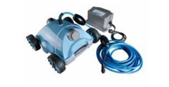 Robot de piscine lectrique mod le robotclean 2 ubbink for Aspirateur electrique pour piscine