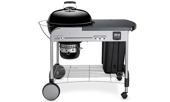 barbecue charbon weber performer premium gbs 57 cm noir. Black Bedroom Furniture Sets. Home Design Ideas