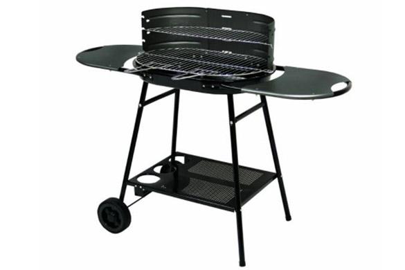 barbecue au charbon de bois somagic mod le bali. Black Bedroom Furniture Sets. Home Design Ideas