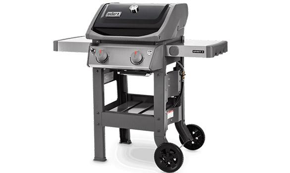 Barbecue gaz weber mod le spirit ii e 210 housse offerte - Nettoyer grille barbecue weber ...