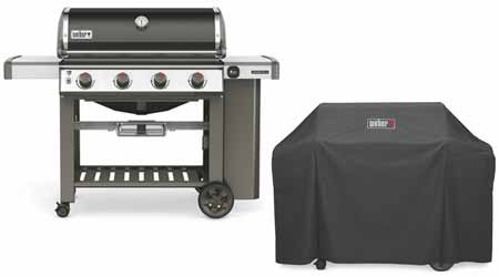 Barbecue weber genesis ii e 410 gbs - Nettoyer barbecue weber ...