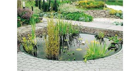 Bassin ext rieur pr form ubbink mod le mars petit prix for Bassin de jardin en plastique
