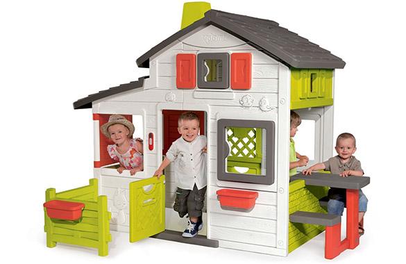 maison enfant smoby avie home. Black Bedroom Furniture Sets. Home Design Ideas