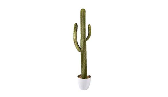 Plante d co cactus cierge artificiel kaemigk for Cactus artificiel pour exterieur