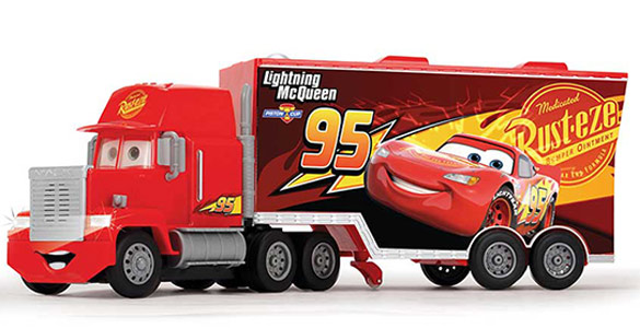 voiture t l command e cars 1 24 me mod le mack truck majorette. Black Bedroom Furniture Sets. Home Design Ideas