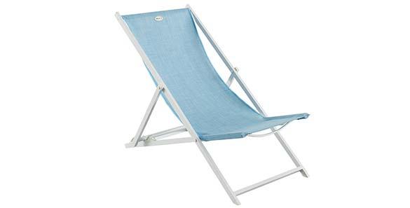 Chaise longue chilienne en texaline pliante veracruz - Chaise chilienne ...