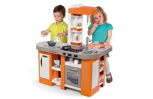 Cuisine enfant smoby mod le studio xl bubble tefal for Tefal cuisine studio bubble