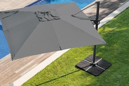 dalle pour parasol d port poids 15 kg petit prix. Black Bedroom Furniture Sets. Home Design Ideas