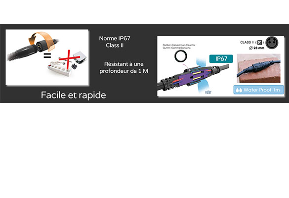 easy connect facile rapide