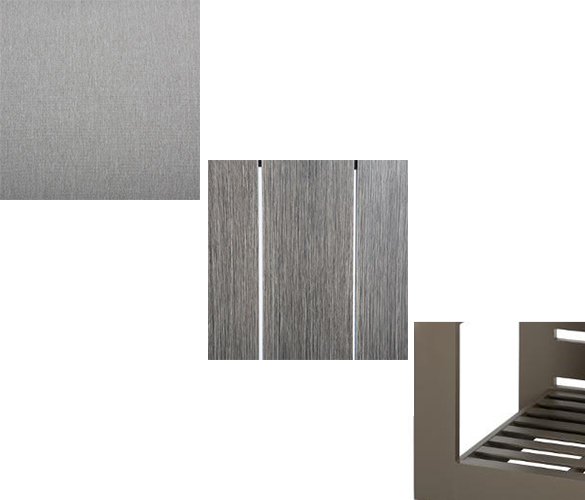 Salon de jardin aluminium hesperide mod le heraklion prix mini for Housse de salon de jardin hesperide