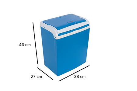 glaciere rigide campingaz smart cooler 28 l jardideco. Black Bedroom Furniture Sets. Home Design Ideas