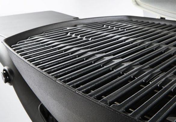 Grille pour barbecue weber tous mod les de la s rie q - Nettoyer barbecue weber ...