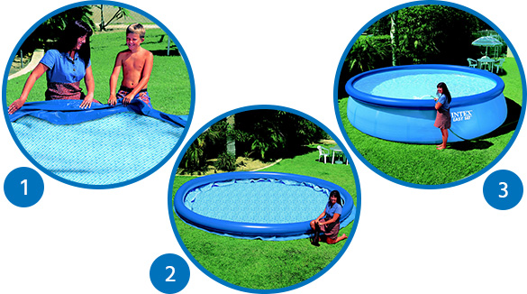 piscine autoport e intex 4 57 x 0 84 m pas cher jardideco. Black Bedroom Furniture Sets. Home Design Ideas