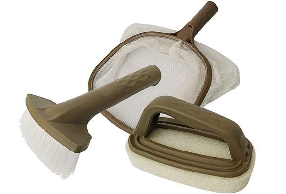 kit de nettoyage pour spa gonflable piscinette kokido. Black Bedroom Furniture Sets. Home Design Ideas