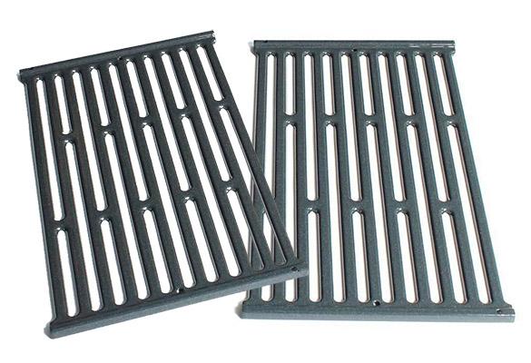 2 grilles pour barbece weber gaz mod le spirit 210 - Grille pour barbecue weber ...